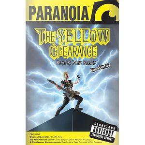 [Paranoia: Yellow Clearance Black Box Blues (Remastered) (Product Image)]