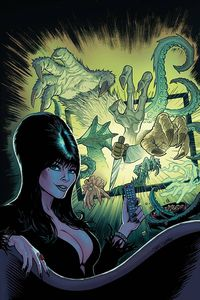 [Elvira: Mistress Of Dark #10 (Cermak Virgin Variant) (Product Image)]