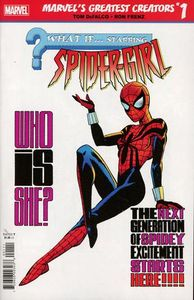 [True Believers: What If Spider-Girl #1 (Product Image)]