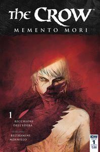 [The Crow: Memento Mori #1 (Cover A Delledera) (Product Image)]