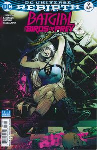 [Batgirl & The Birds Of Prey #9 (Variant Edition) (Product Image)]
