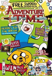 [Adventure Time Magazine #11 (Product Image)]