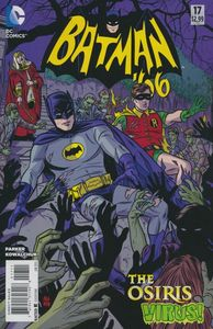 [Batman '66 #17 (Product Image)]