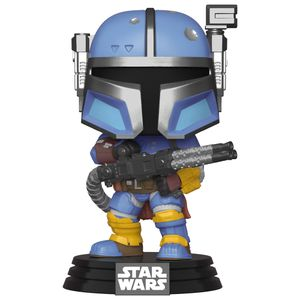 [Star Wars: The Mandalorian: Pop! Vinyl Figure: Heavy Infantry Mandalorian (Product Image)]