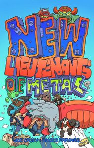 [New Lieutenants Of Metal (Product Image)]