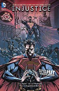 [Injustice: Gods Among Us: Year 2: Volume 1 (Product Image)]