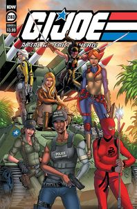 [G.I. Joe: A Real American Hero #283 (Cover A Andrew Griffith) (Product Image)]