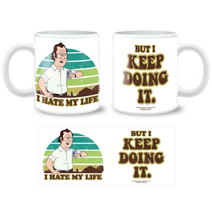 [F Is For Family: Mug: I Hate My Life (Product Image)]