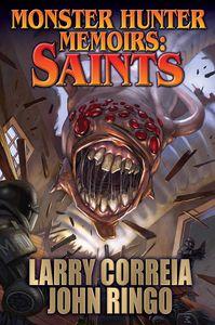[Monster Hunter Memoirs: Saints (Hardcover) (Product Image)]