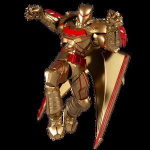 [DC Multiverse: Action Figure: Batman Hellbat Suit (Gold Edition) (Product Image)]