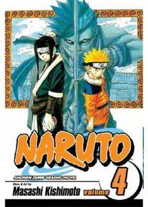 [Naruto: Volume 4 (Product Image)]