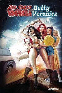 [Red Sonja & Vampirella Meet Betty & Veronica: Volume 2 (Product Image)]
