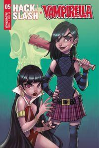 [Hack Slash Vs Vampirella #5 (Cover A Zullo) (Product Image)]