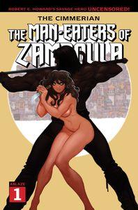 [Cimmerian: Man-Eaters Of Zamboula #1 (Cover B Moritat) (Product Image)]