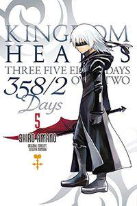 [Kingdom Hearts 358/2 Days: Volume 5 (Product Image)]