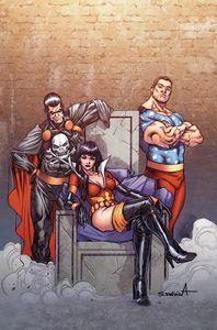 [Vampirella: Dark Powers #5 (Davila Virgin Variant) (Product Image)]