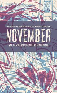 [November: Volume 3 (Hardcover) (Product Image)]
