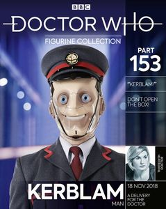 [Doctor Who Figurine Collection #153: Kerblam Man (Product Image)]