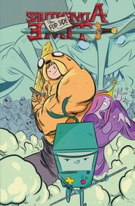 [Adventure Time: Flip Side (Comic Store Exclusive Cover) (Product Image)]