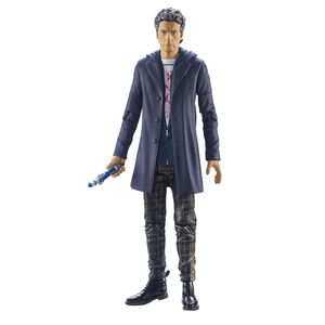 [Doctor Who: Action Figures: 12th Doctor Series 9 With Check Trousers (Product Image)]