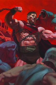[Future State: Superman: Worlds Of War #1 (Riccardo Federici Card Stock Variant) (Product Image)]