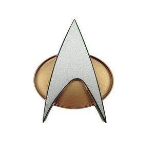 [Star Trek: The Next Generation: Bluetooth Communicator Badge (Product Image)]