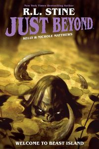 [Just Beyond: Welcome To Beast Island (Product Image)]