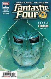 [Fantastic Four #6 (Product Image)]