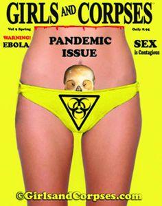 [Girls & Corpses Magazine: Spring 2015 (Product Image)]