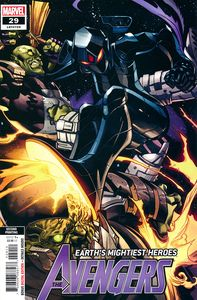 [Avengers #29 (2nd Printing McGuinness Variant) (Product Image)]