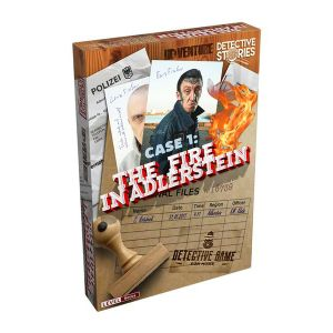 [Detective Stories: Case 1: The Fire In Adlerstein (Product Image)]