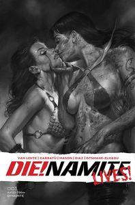 [Die!Namite: Lives #3 (Cover K Parillo Line Art Variant) (Product Image)]