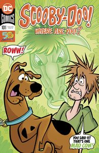 [Scooby Doo, Where Are You? #101 (Product Image)]