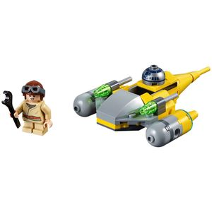 [LEGO: Star Wars: Naboo Starfighter Microfighter (Product Image)]