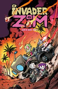 [Invader Zim: Volume 2 (Product Image)]