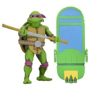 [Teenage Mutant Ninja Turtles: Turtles In Time: Action Figure: Donatello (Product Image)]