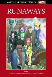[Marvel's Mightiest Heroes: Volume 75: Runaways (Product Image)]