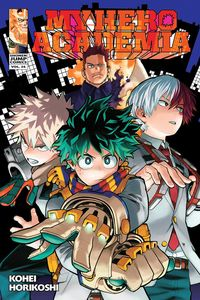 [My Hero Academia: Volume 26 (Product Image)]