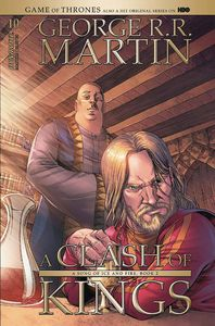[Game Of Thrones: Clash Of Kings #10 (Cover A Miller) (Product Image)]