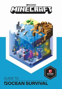 [Minecraft: Guide To Ocean Survival (Hardcover) (Product Image)]