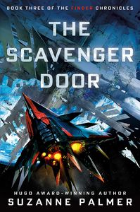 [The Finder Chronicles: Book 3: The Scavenger Door (Hardcover) (Product Image)]
