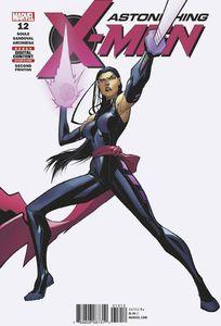 [Astonishing X-Men #12 (2nd Printing Sandoval Variant) (Product Image)]