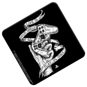 [PlayStation: Coaster: Live In Your World (Product Image)]