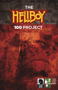 [Hellboy: 100 Project (Hardcover) (Product Image)]