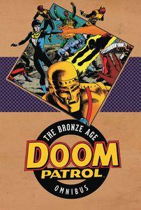 [Doom Patrol: The Bronze Age: Omnibus (Hardcover) (Product Image)]