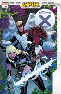 [Empyre: X-Men #1 (Product Image)]