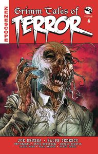 [Grimm Fairy Tales: Grimm Tales Of Terror: Volume 4 (Hardcover) (Product Image)]