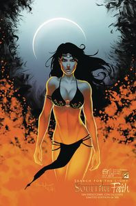 [Soulfire: Faith #1 (SDCC 2012 Cover) (Product Image)]