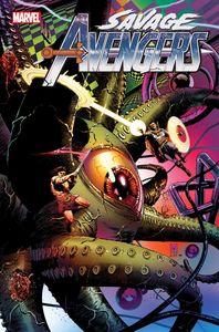 [Savage Avengers #23 (Product Image)]