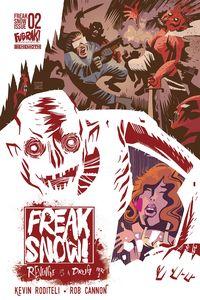 [Freak Snow #2 (Cover A Santos) (Product Image)]
